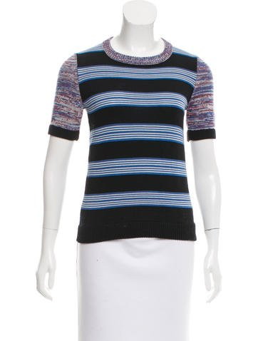 Suno Short Sleeve Sweater None