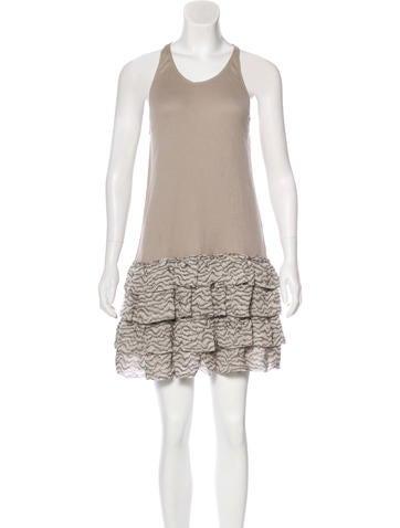 Suno Sleeveless Mini Dress w/ Tags None