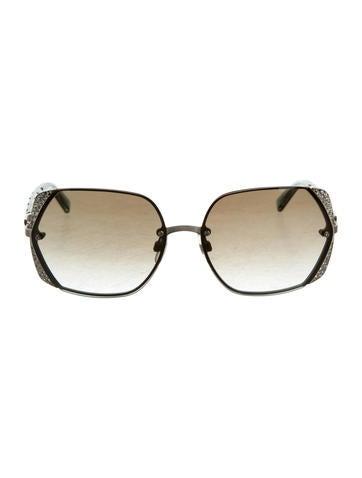 Swarovski Cha Cha Frameless Sunglasses - Accessories ...