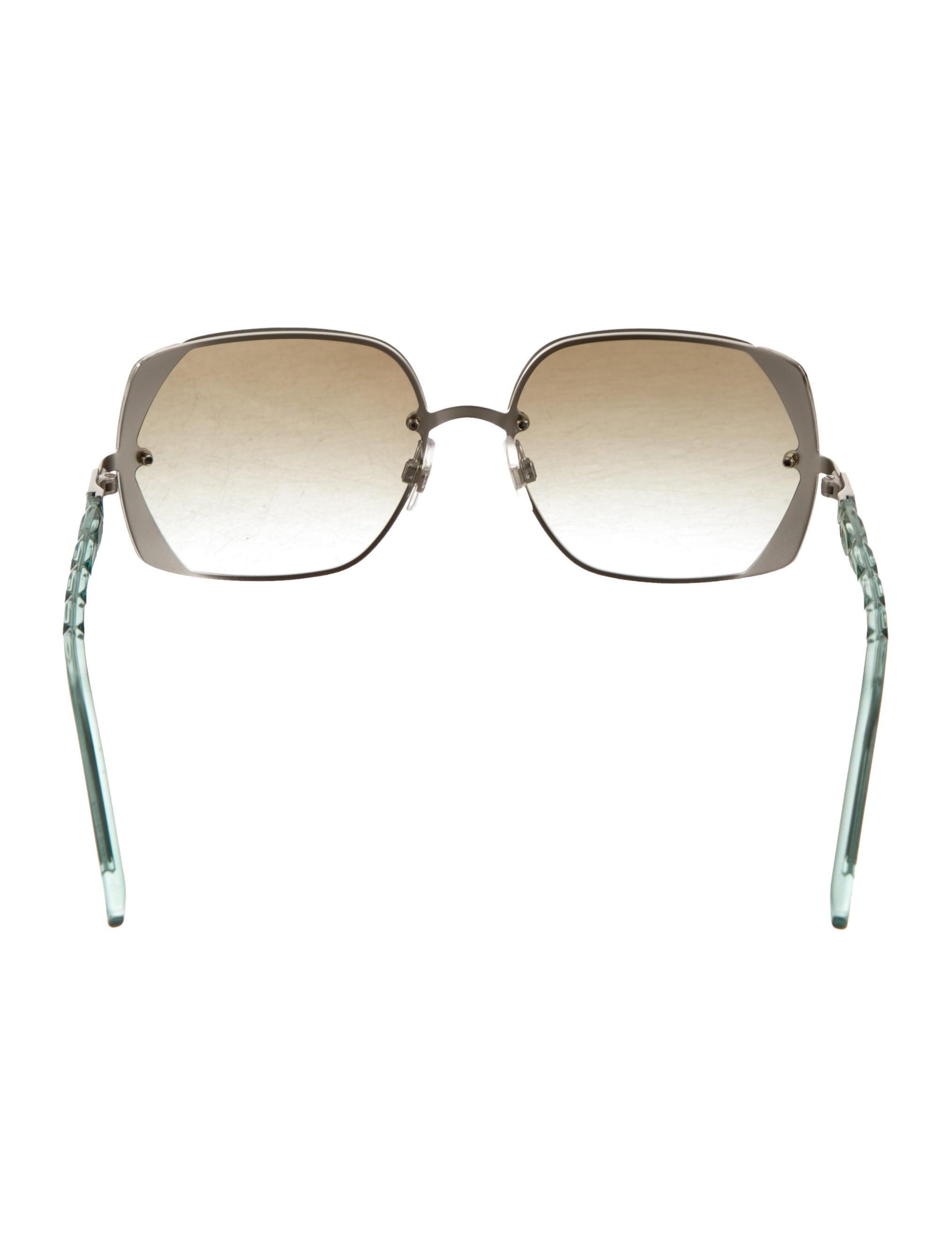 Frameless Sunglasses Lelong : Swarovski Cha Cha Frameless Sunglasses - Accessories ...