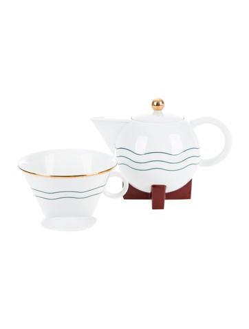 The Little Dripper Tea Pot