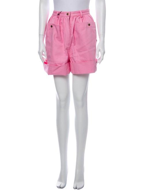 Symonds Pearmain Mini Shorts w/ Tags Pink