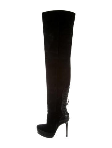 Tabitha Simmons Over-The-Knee Boots None
