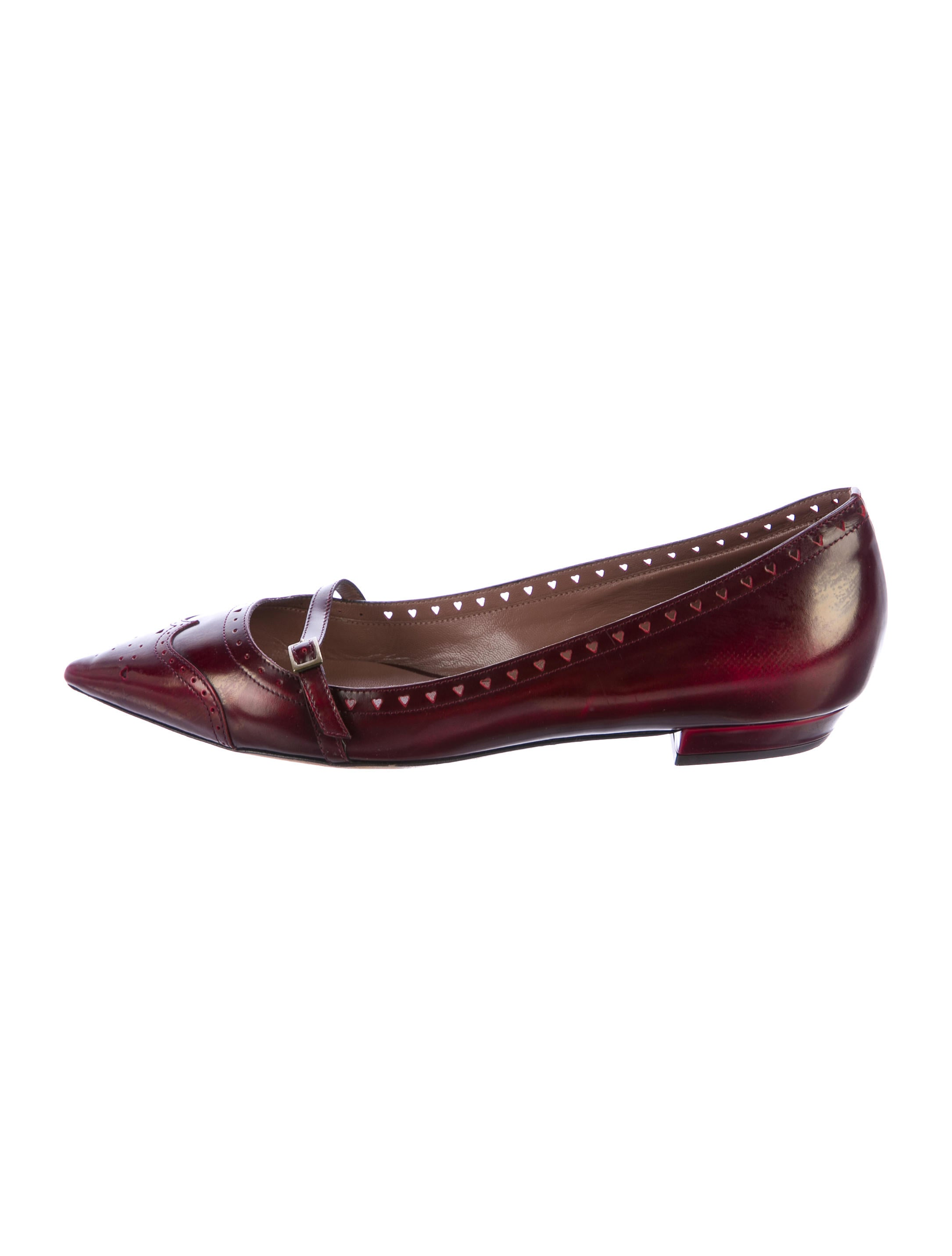 Tabitha Simmons Belfy Brogue Flats clearance wide range of great deals cheap price buy cheap price cheap eastbay elbv8g