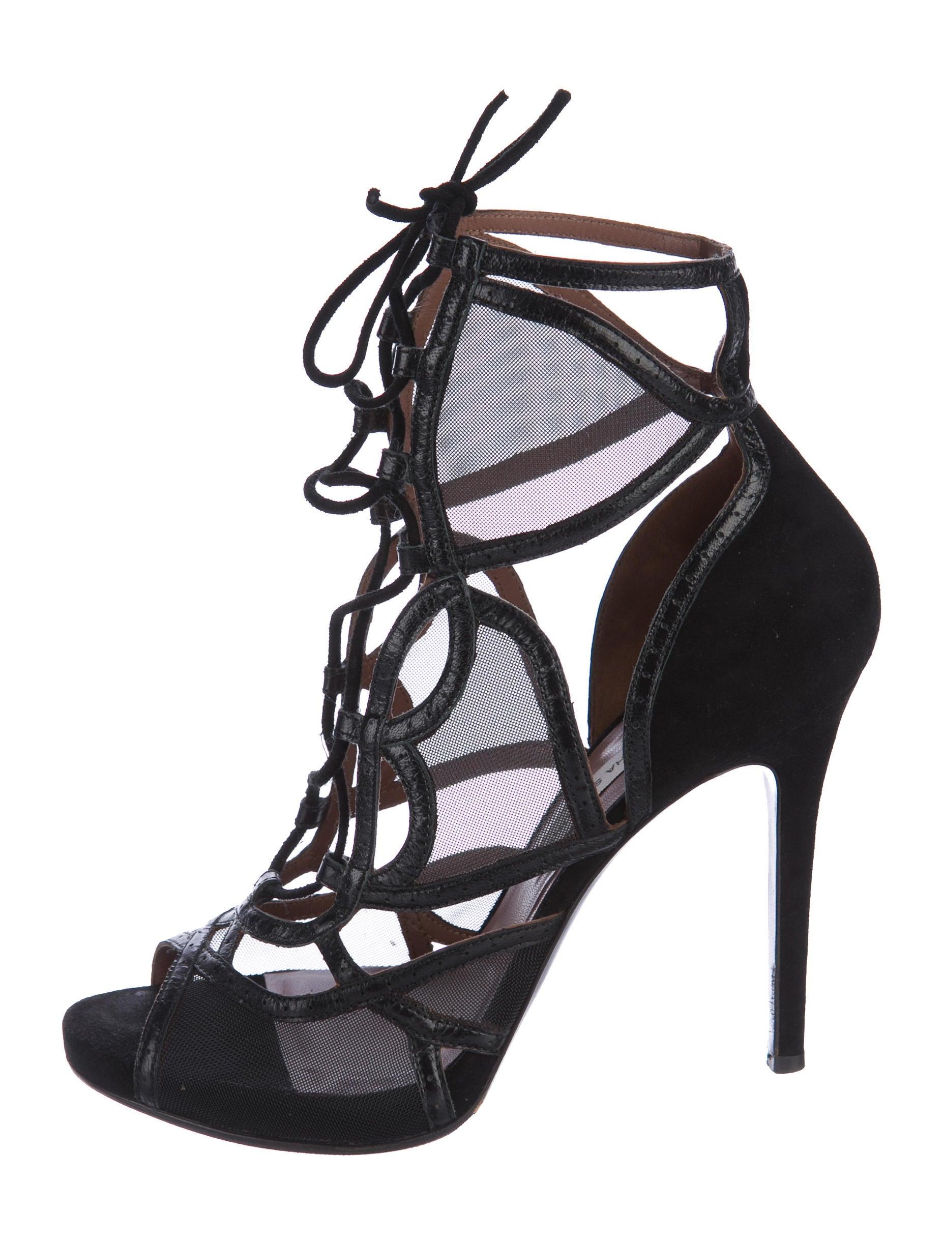 buy cheap big discount buy cheap cheap Tabitha Simmons Calista Mesh Sandals DgEj3