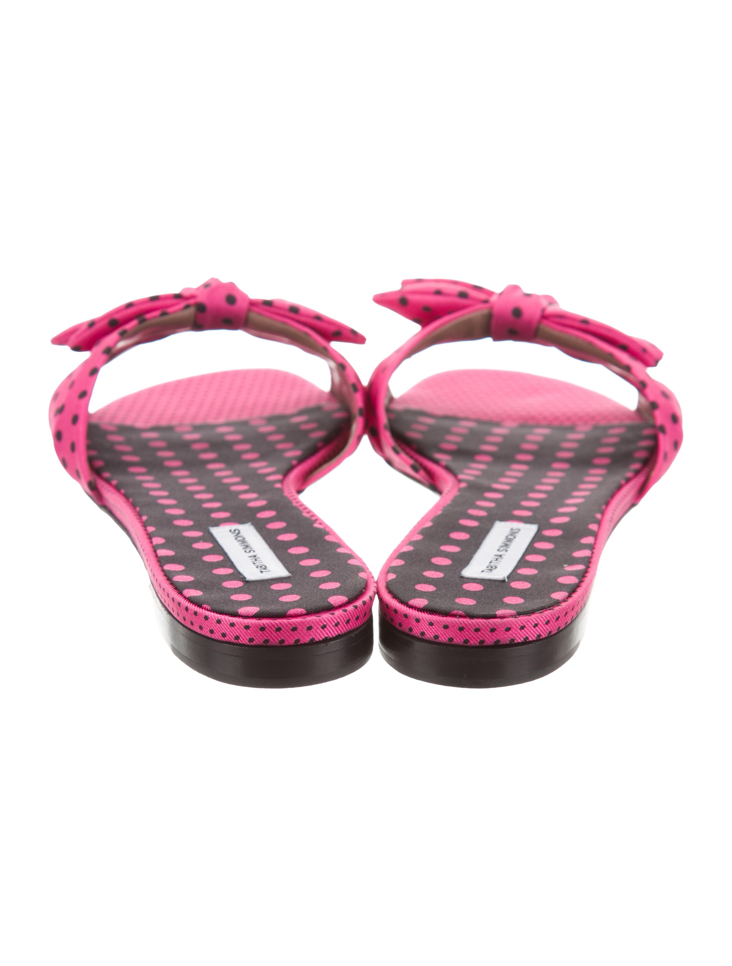 cheap sale 2014 newest excellent cheap price Tabitha Simmons Cleo Polka Dot Sandals w/ Tags newest for sale outlet finishline NQgZfcxQ3