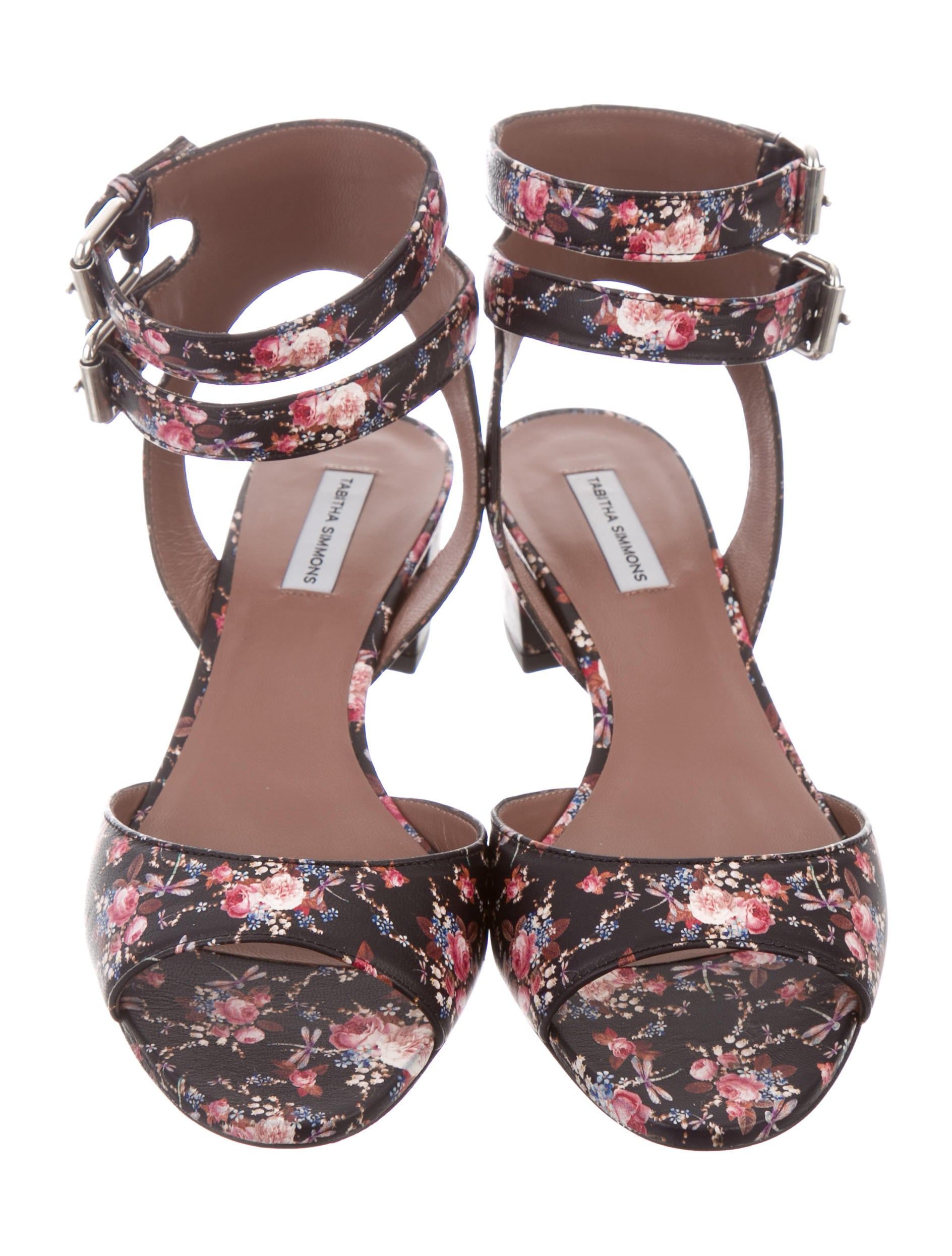 Tabitha Simmons Aimee Leather Sandals w/ Tags store for sale QOEOJNd