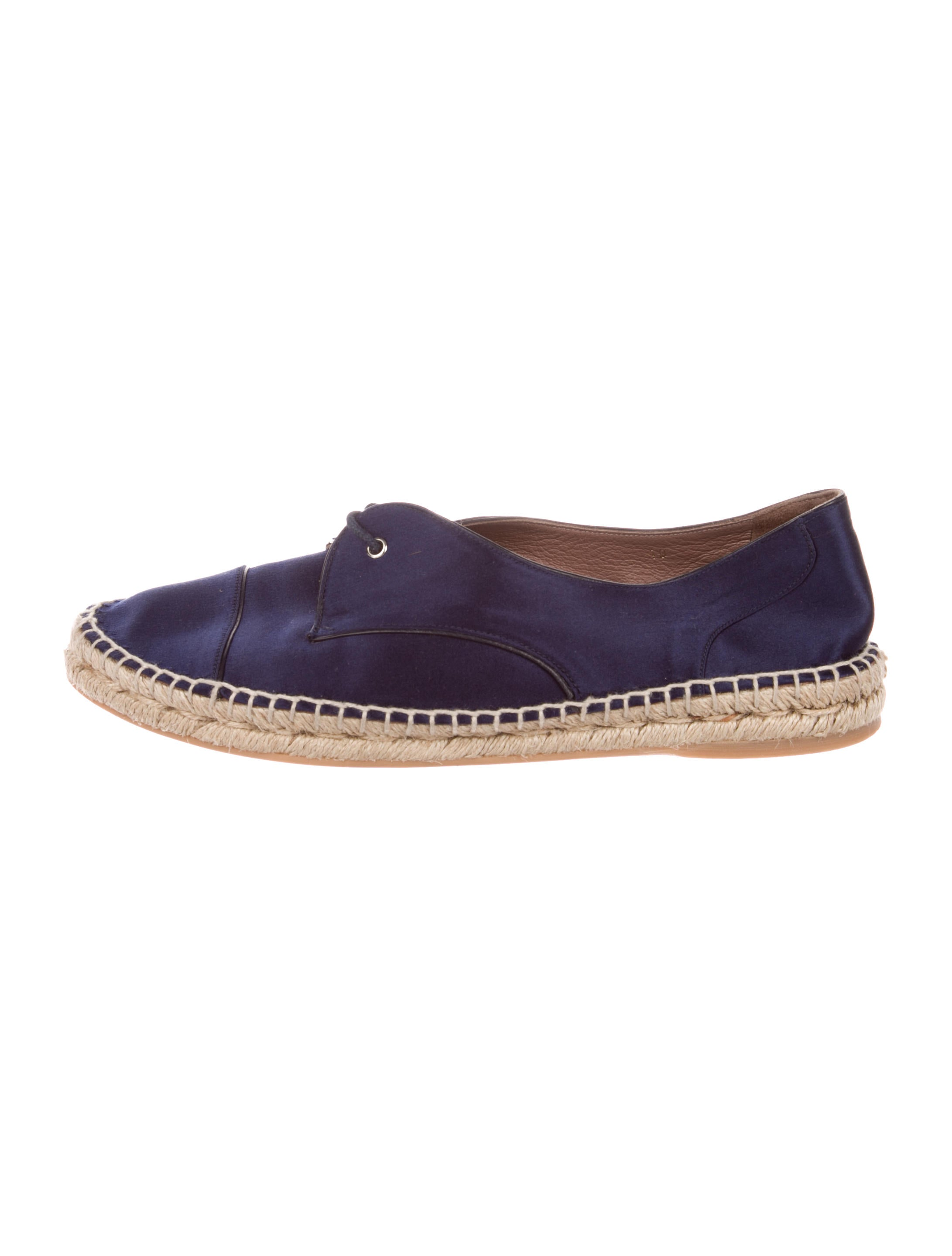 outlet visit free shipping pay with visa Tabitha Simmons Satin Espadrille Sneakers Manchester for sale shop offer D1JLQXGTr