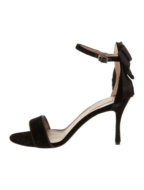 Tabitha Simmons Sandals Black
