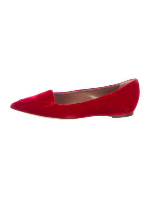 Tabitha Simmons Loafers Red