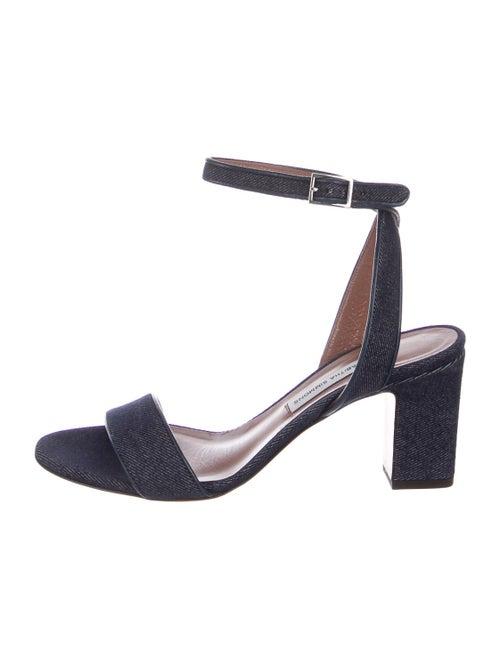Tabitha Simmons Sandals Blue