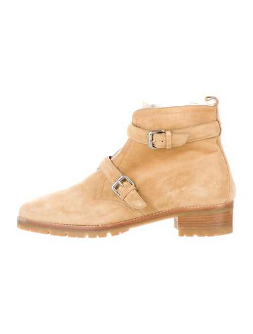 Tabitha Simmons Suede Boots