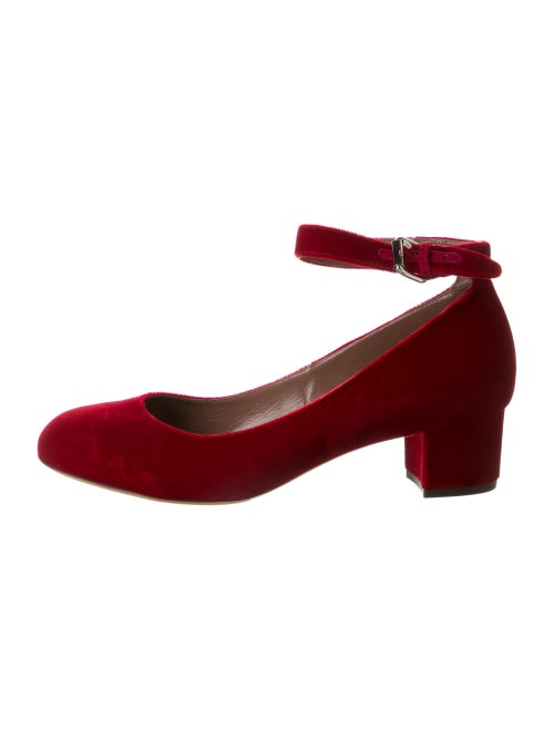 Tabitha Simmons Pumps Red
