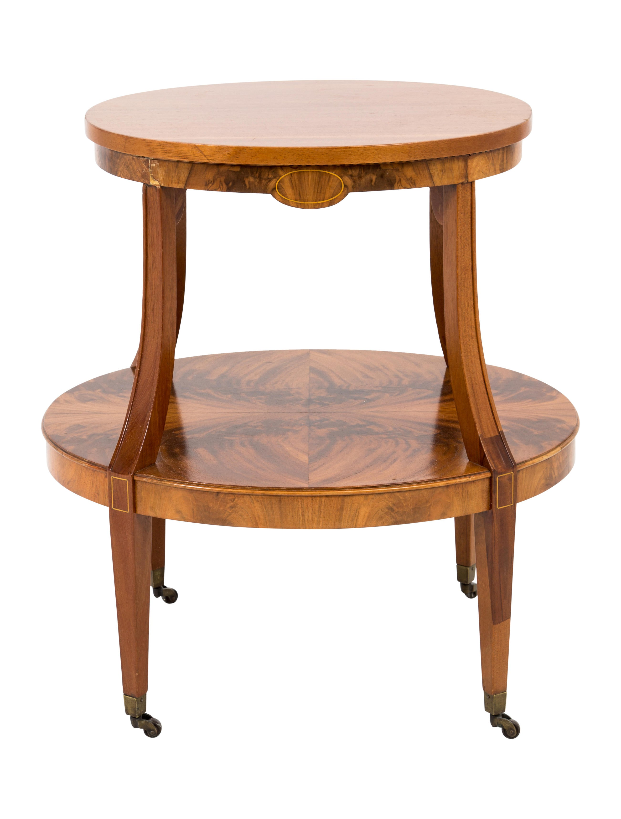 Biedermeier Style End Table Furniture Table20173 The Realreal