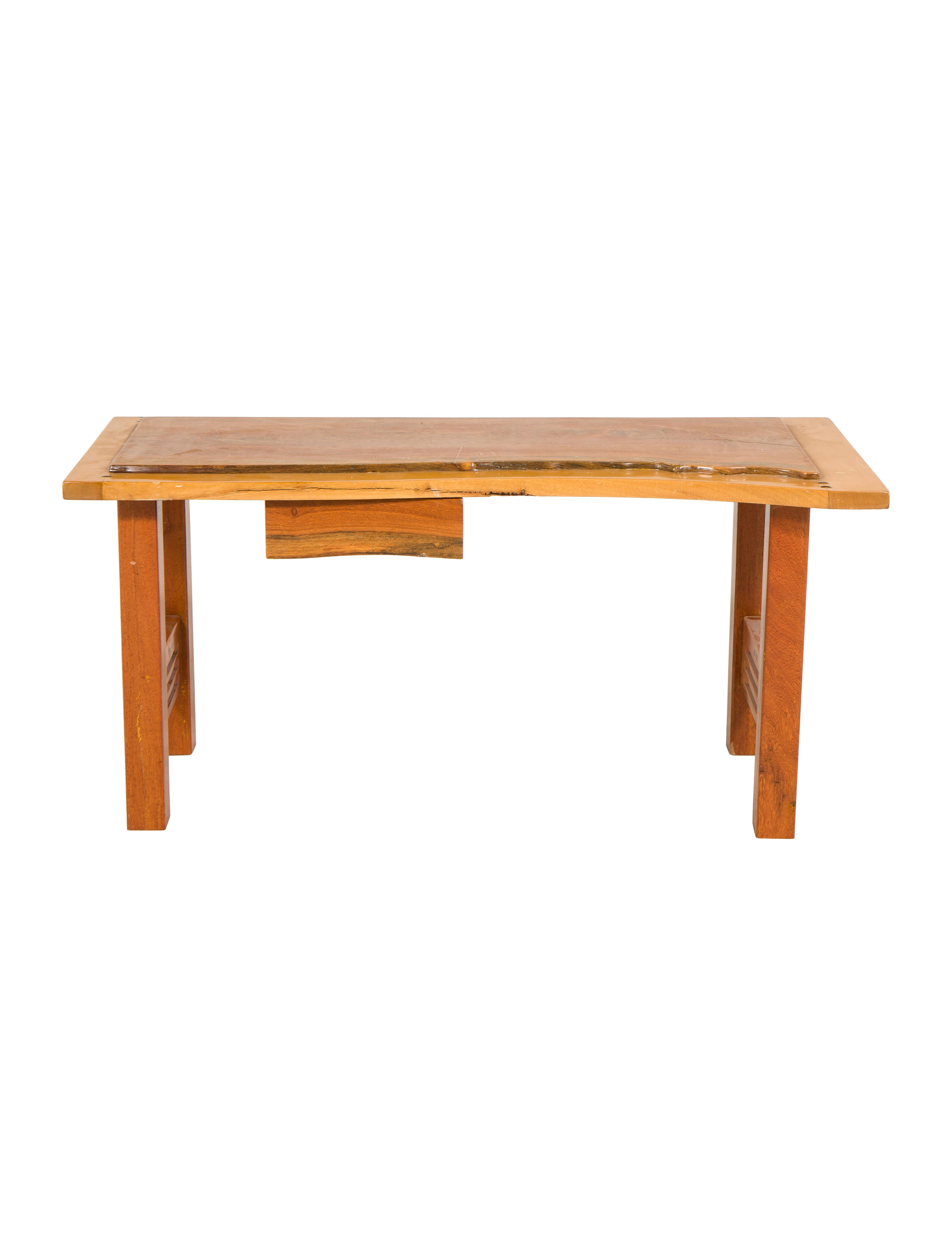 Contemporary wood side table furniture