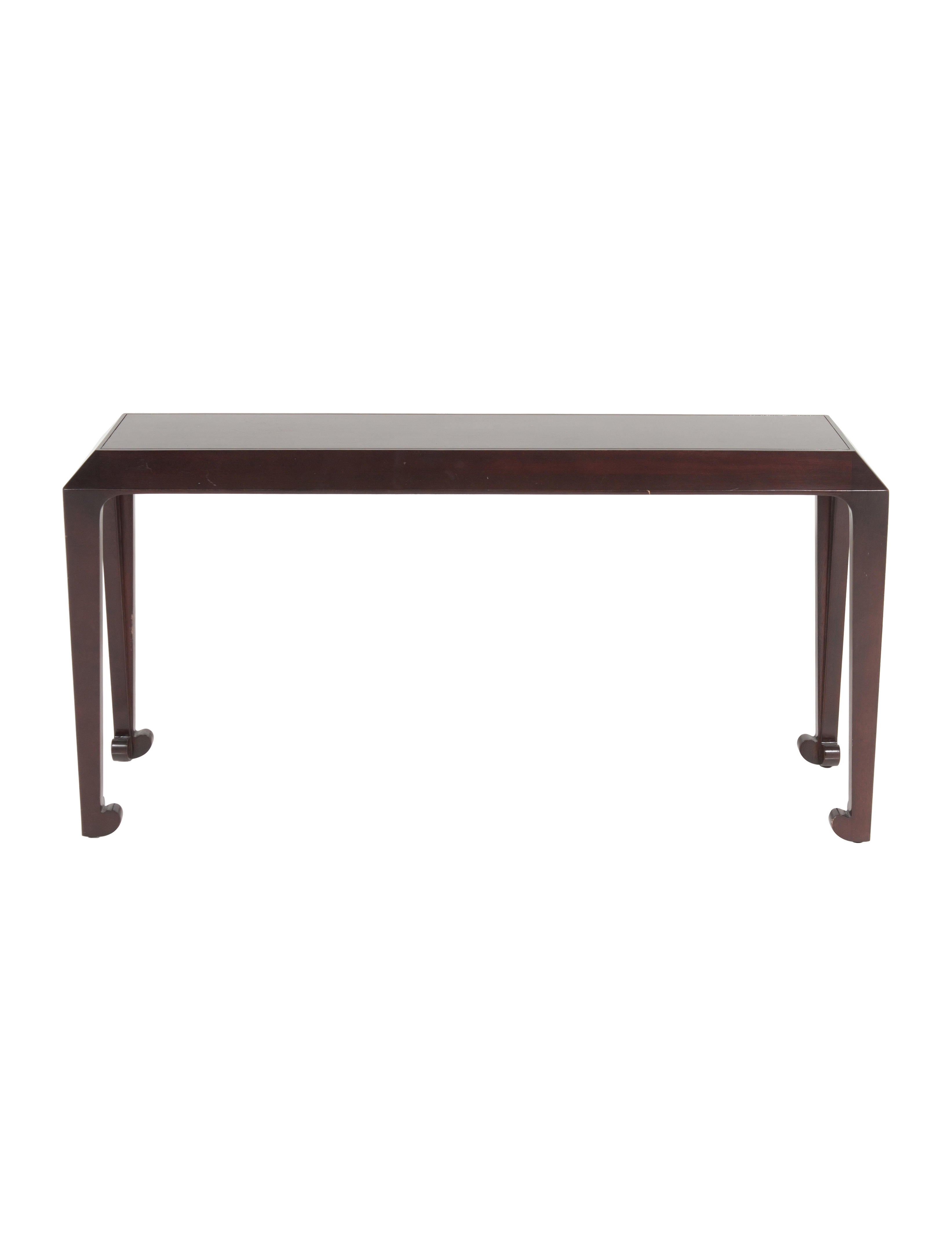 Hickory Chair Edward Console Furniture Table20258