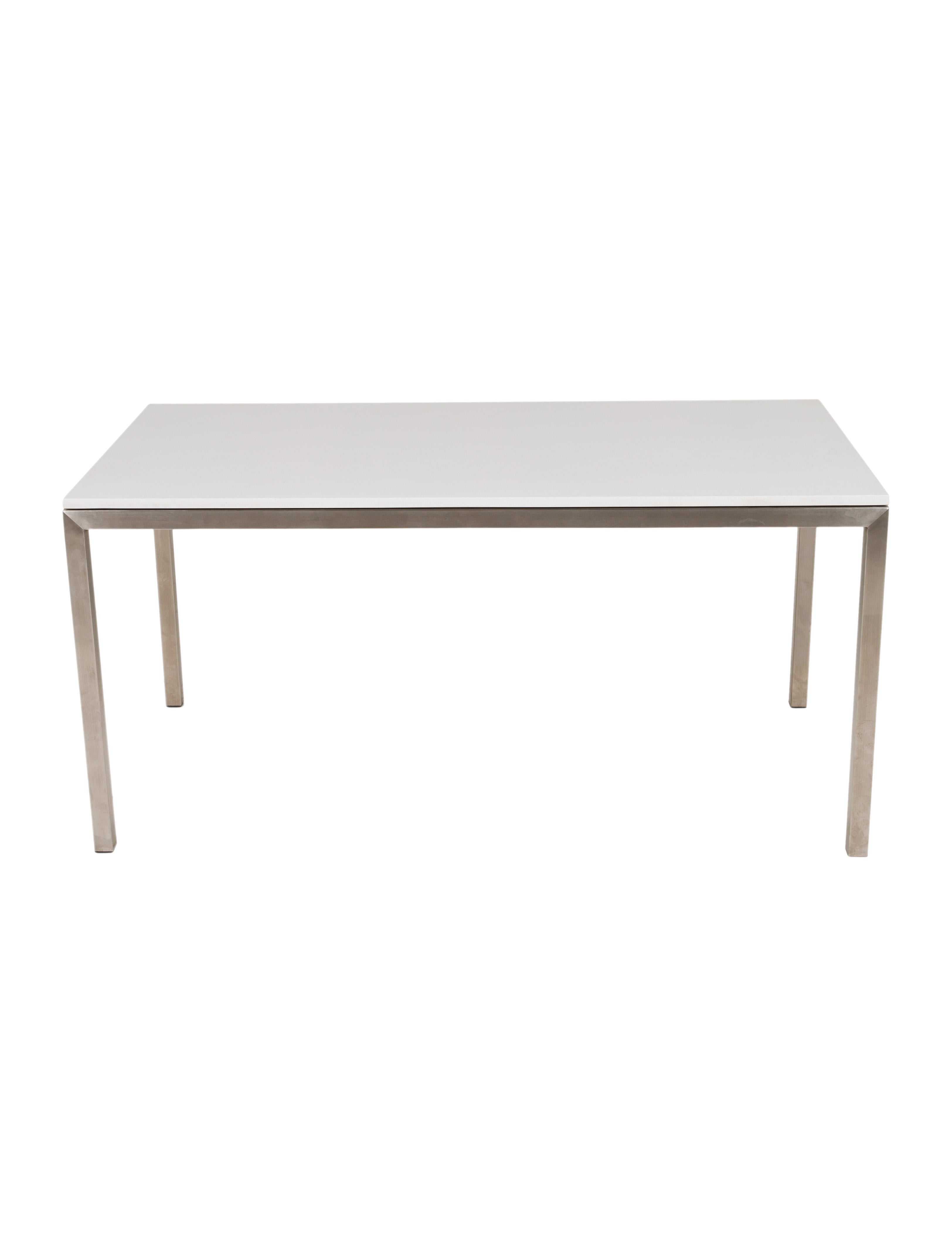 Granite top dining table furniture table20301 the for Granite top dining table