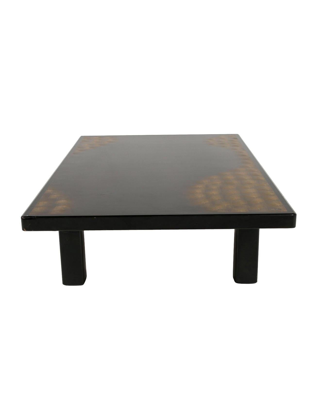 Japanese Lacquer Coffee Table Furniture TABLE