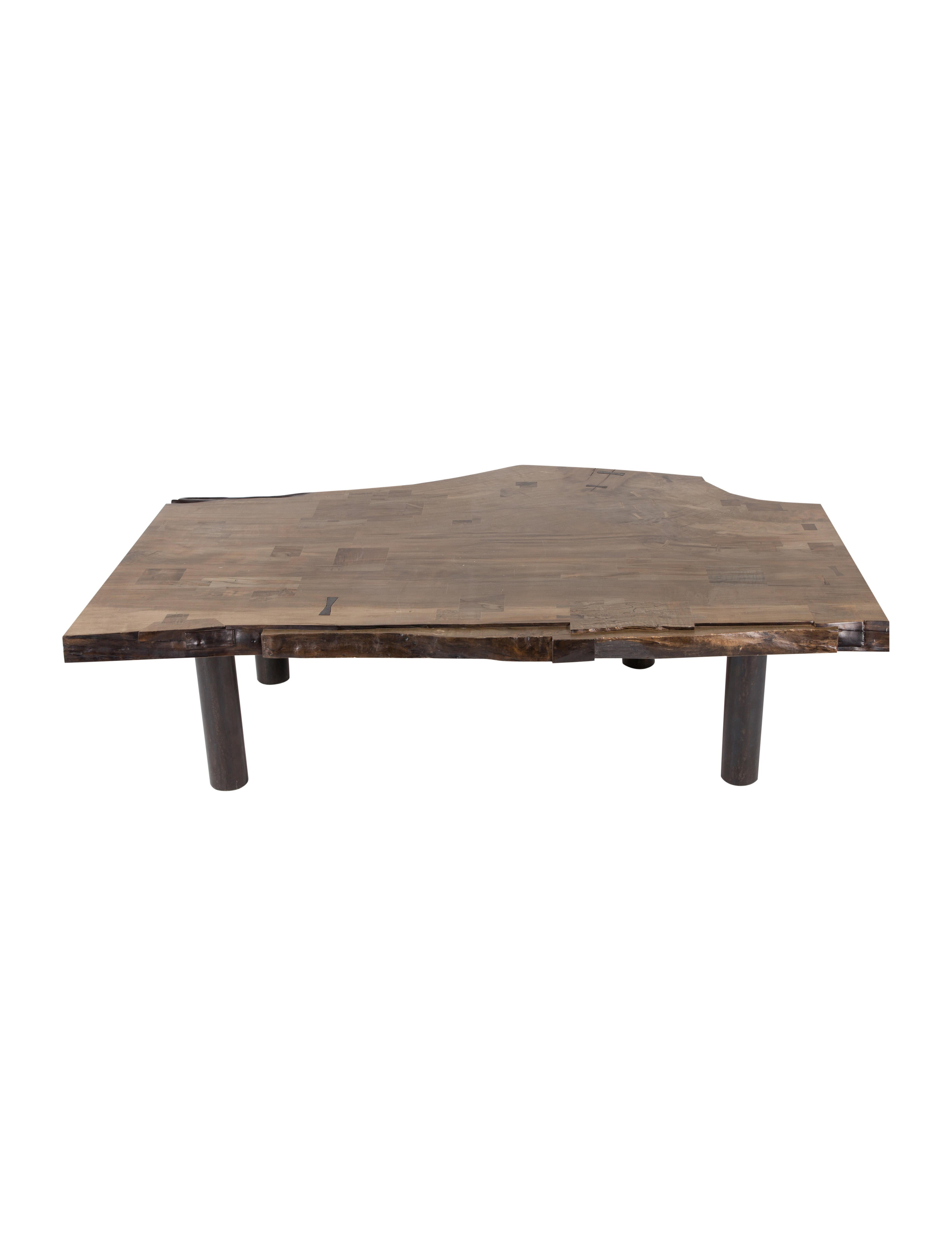 Contemporary Wood Coffee Table Furniture Table20421 The Realreal