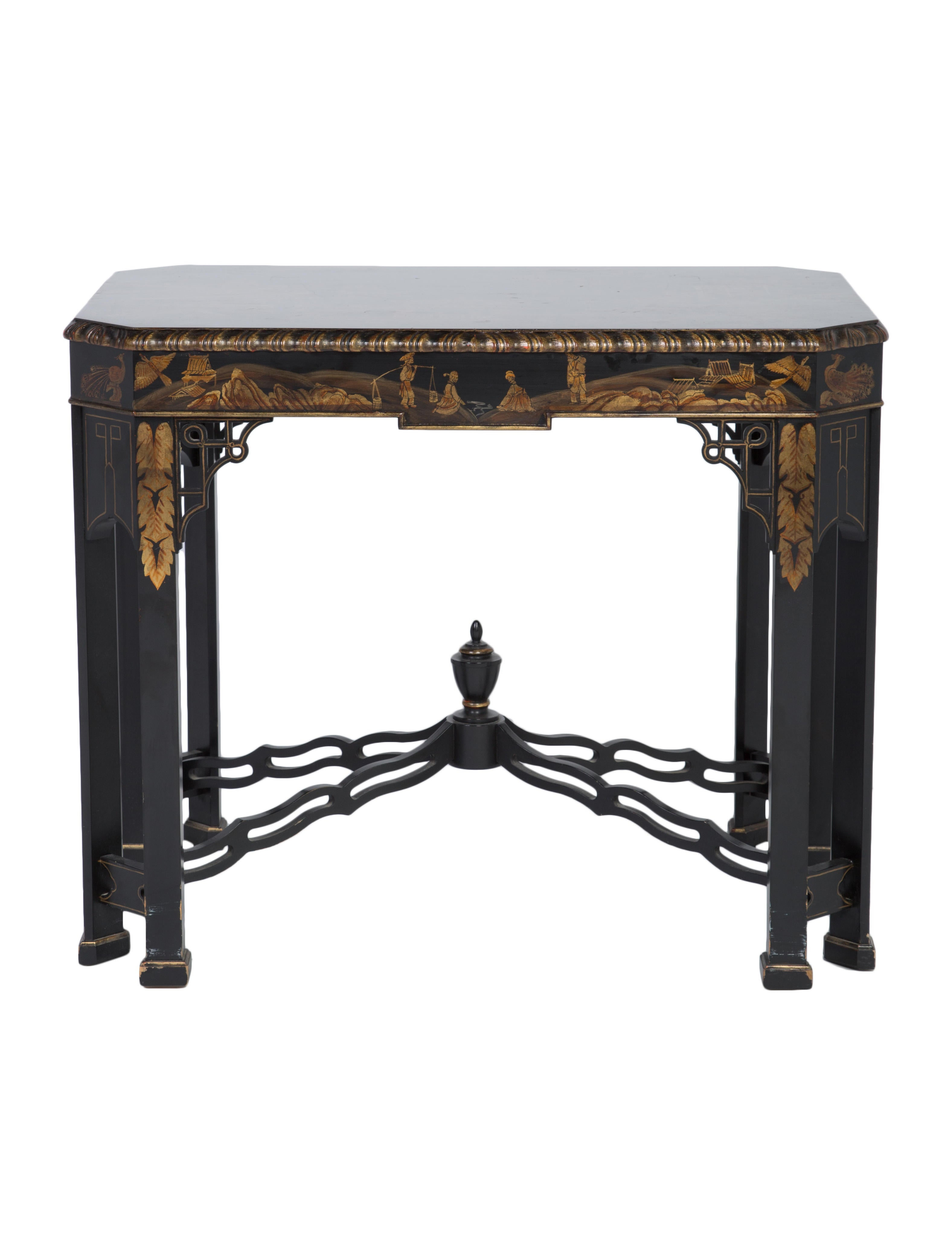 Asian Style Console Table 102