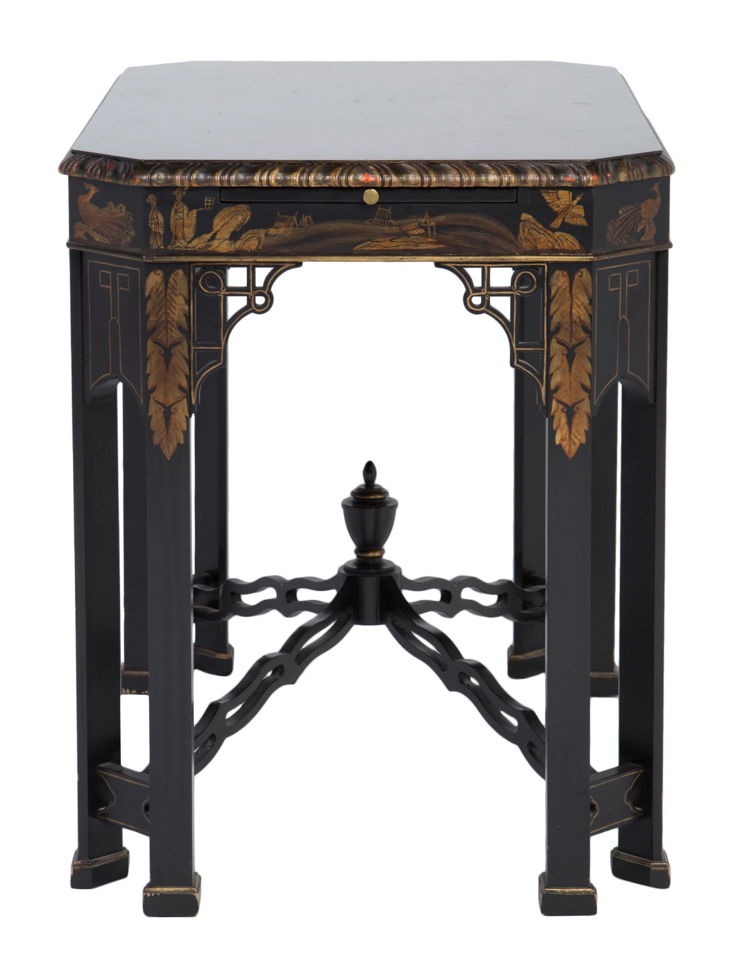 Asian Style Console Table Furniture Table20432 The Realreal