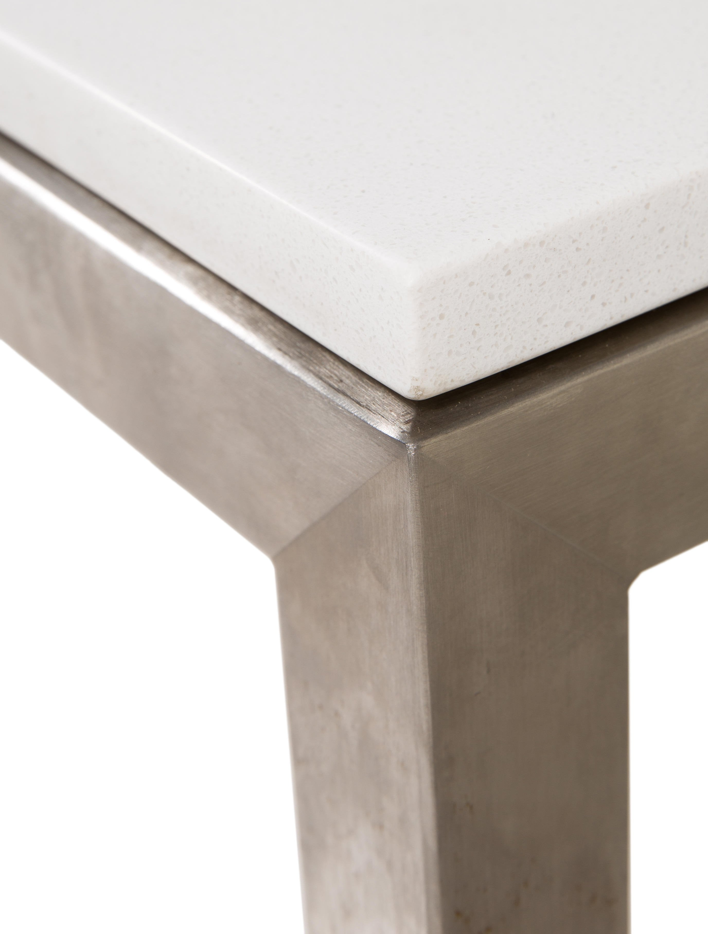 Granite top dining table furniture table20435 the for Granite top dining table