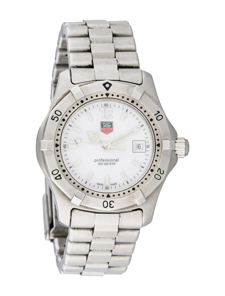 Tag Heuer Professional 200 Meters Watch Tag20070 The