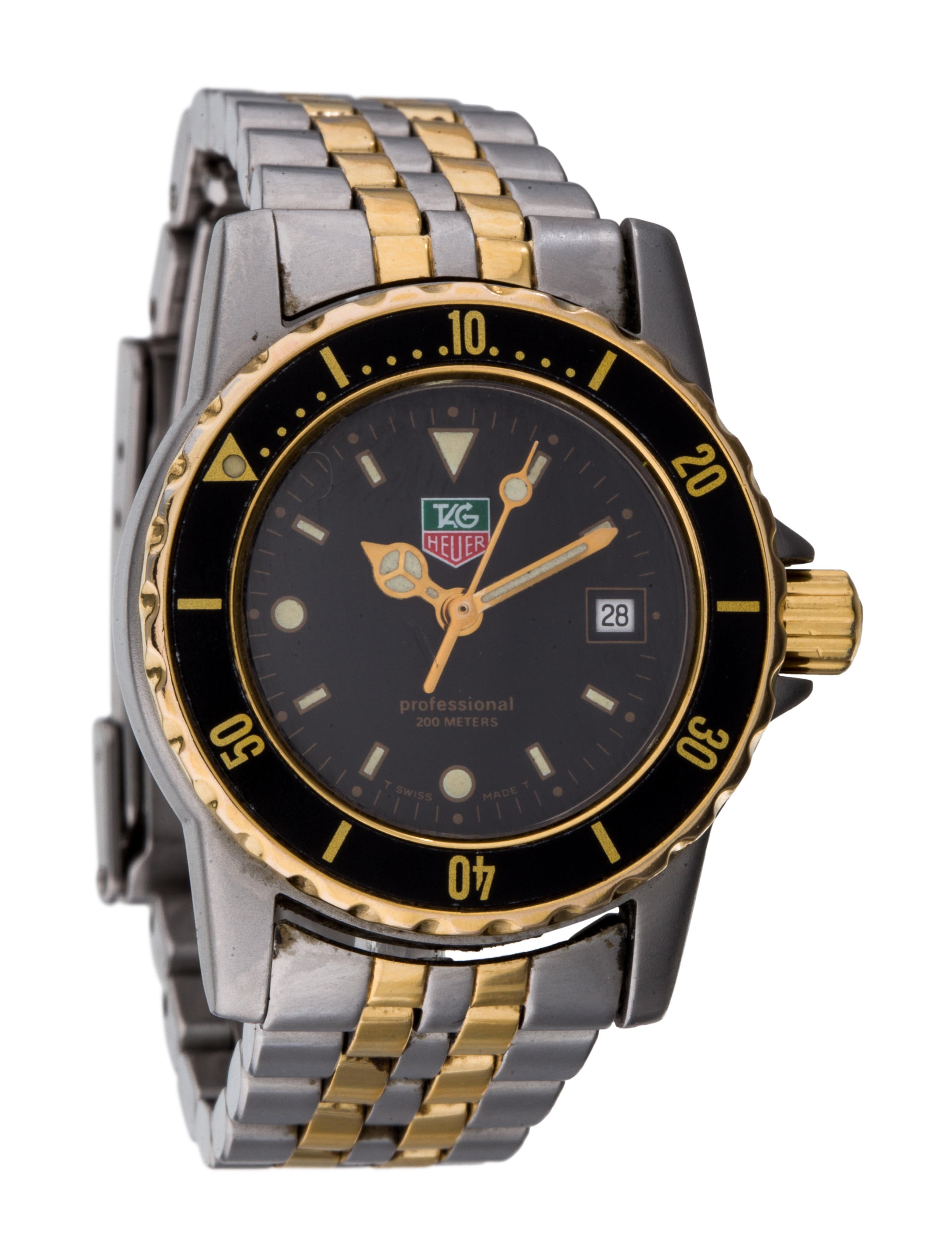 tag heuer watches professional 200 meters. Black Bedroom Furniture Sets. Home Design Ideas