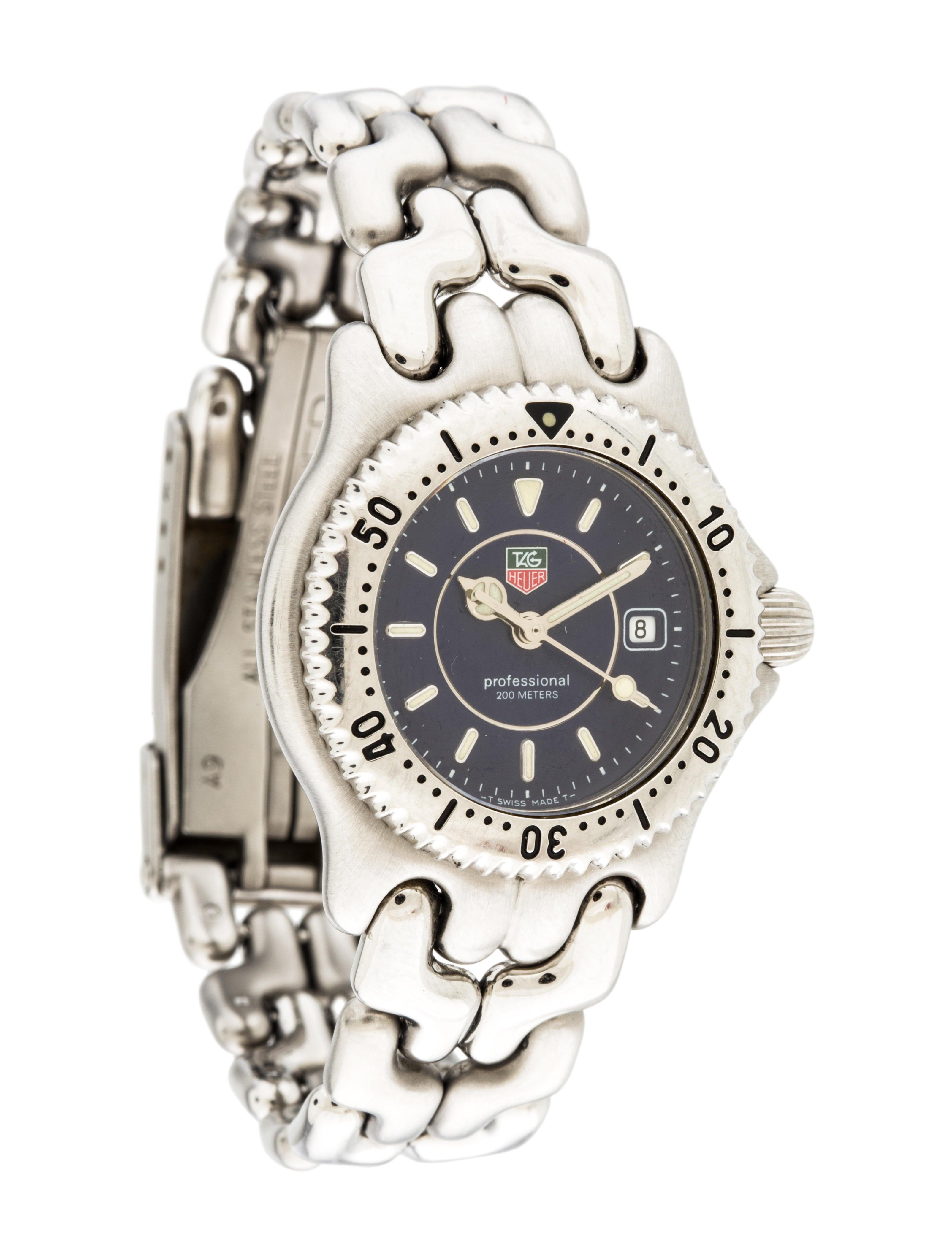 tag heuer sports elegance bracelet tag21509