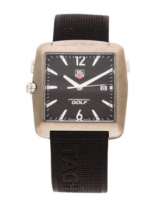 e1adbcdf4e1 Tag Heuer Professional Golf Watch - Strap - TAG22727