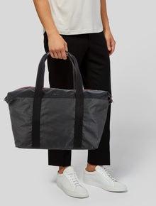Tag Heuer Canvas Weekender Bag