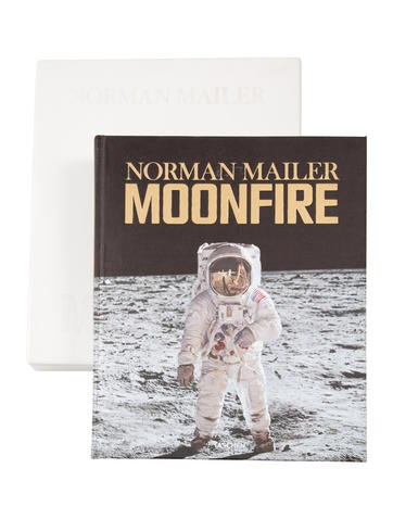 Taschen Limited Edition Moonfire By Norman Mailer Decor And Accessories Tasch20029 The