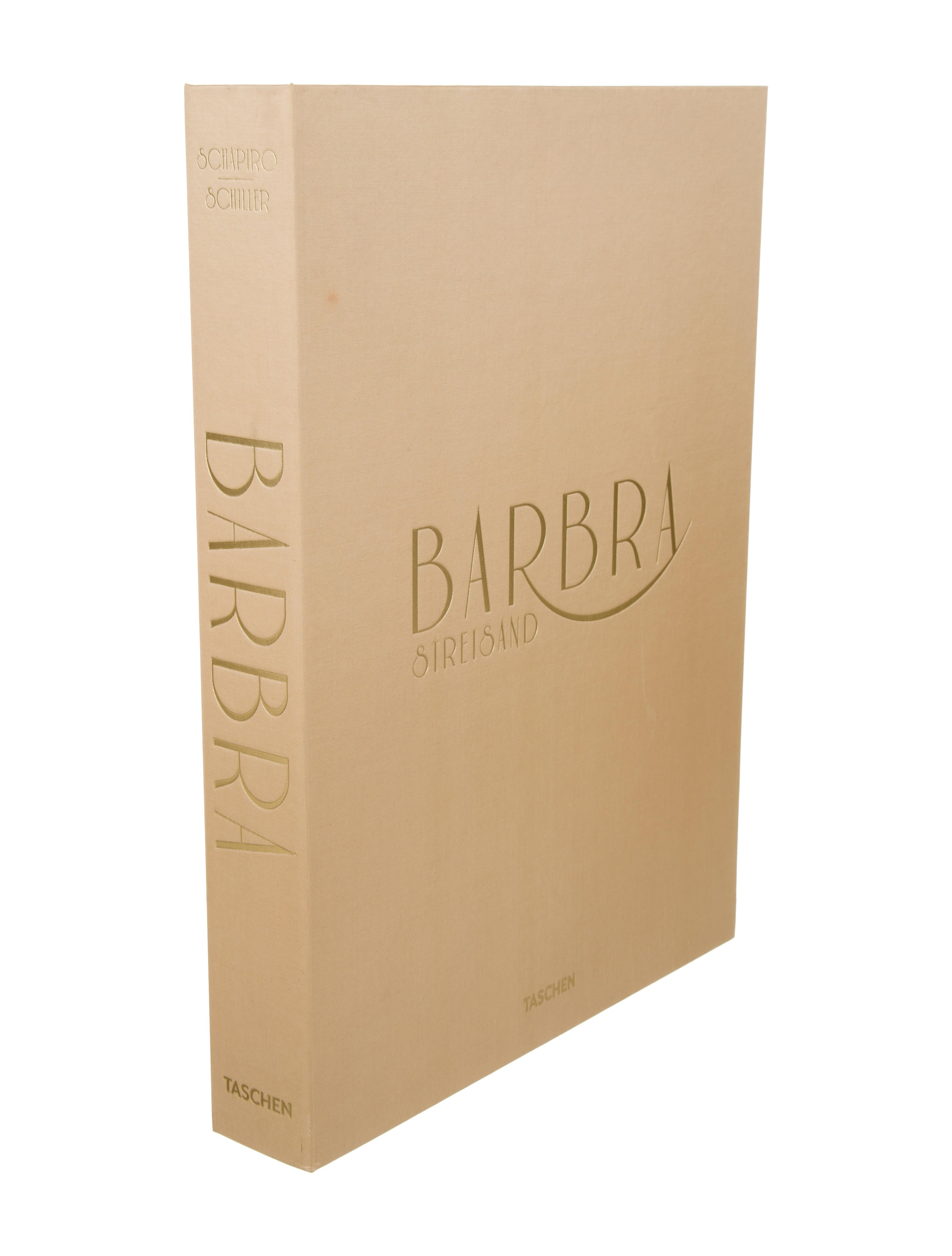 Taschen Limited Edition Barbara Streisand Decor And Accessories Tasch20057 The Realreal