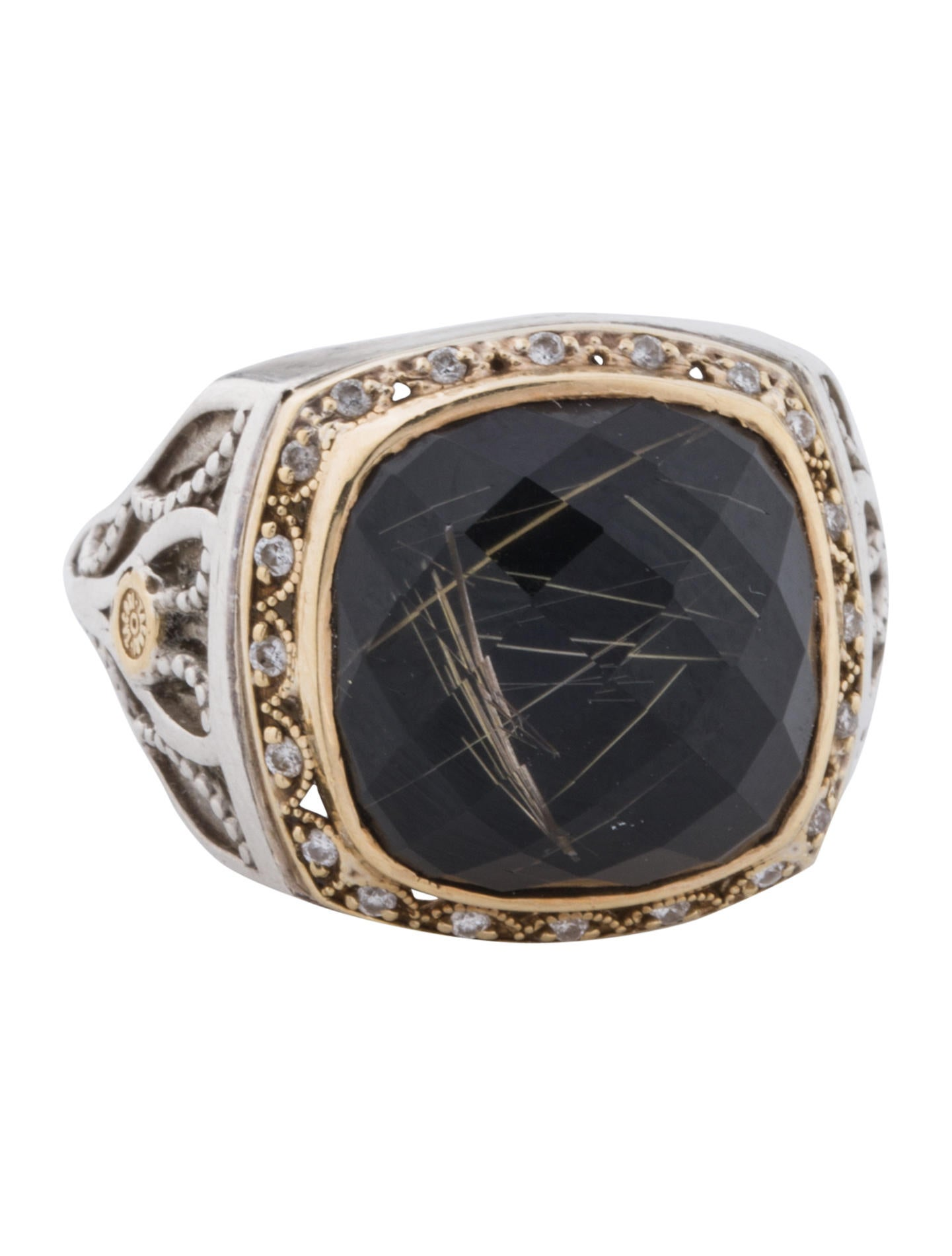 7365f339bec1c Black Lightning Ring