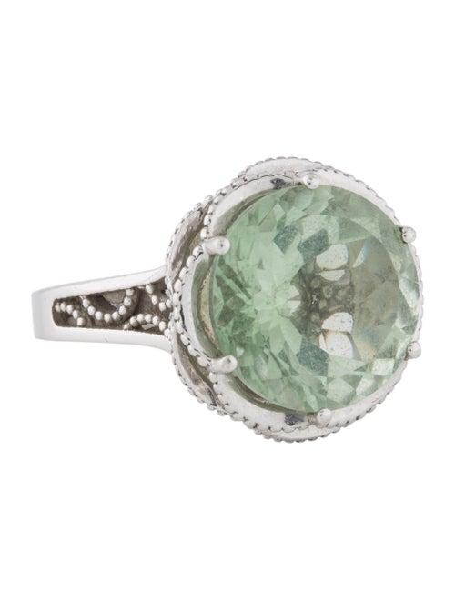 Tacori Prasiolite Ring Silver
