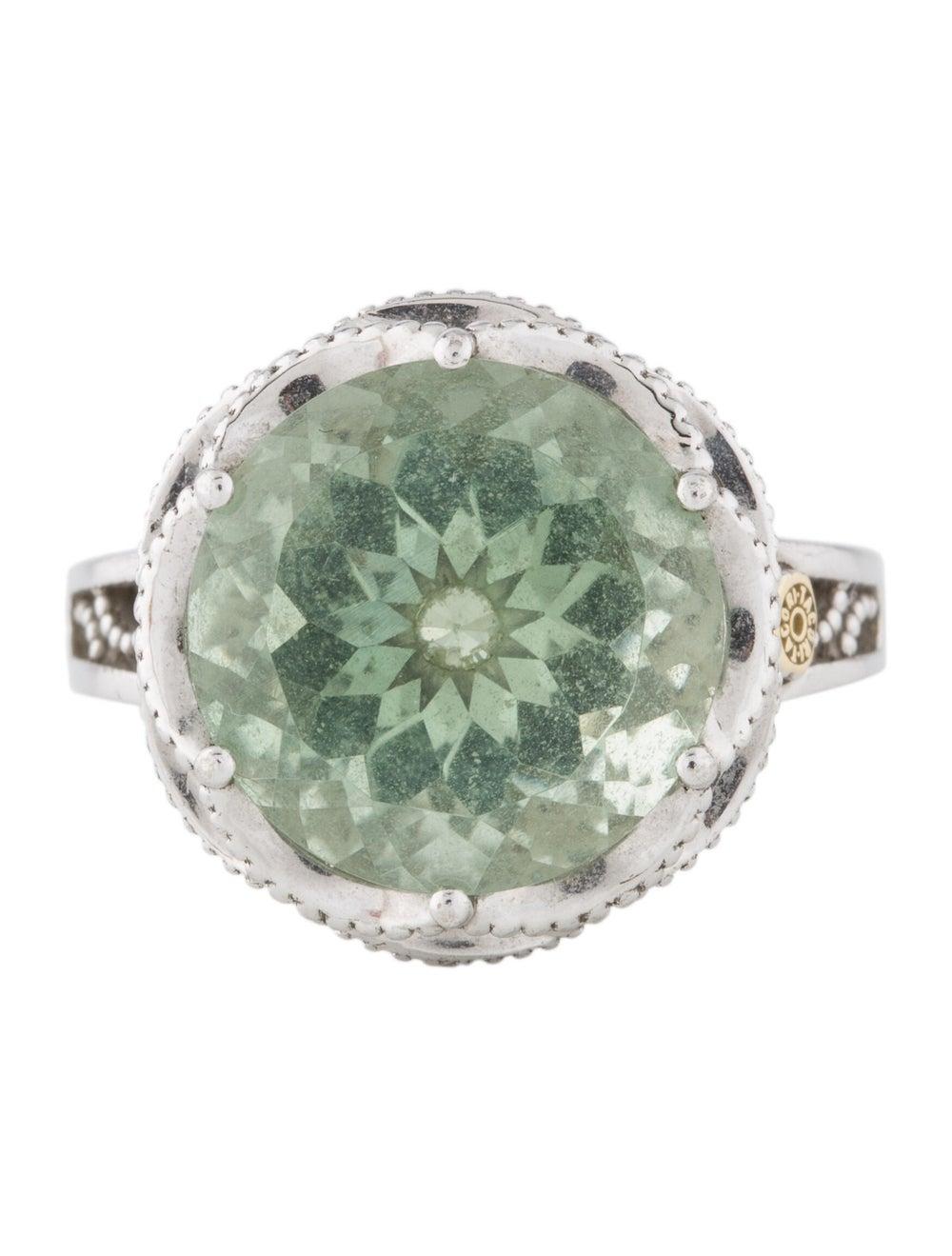 Tacori Prasiolite Ring Silver - image 3
