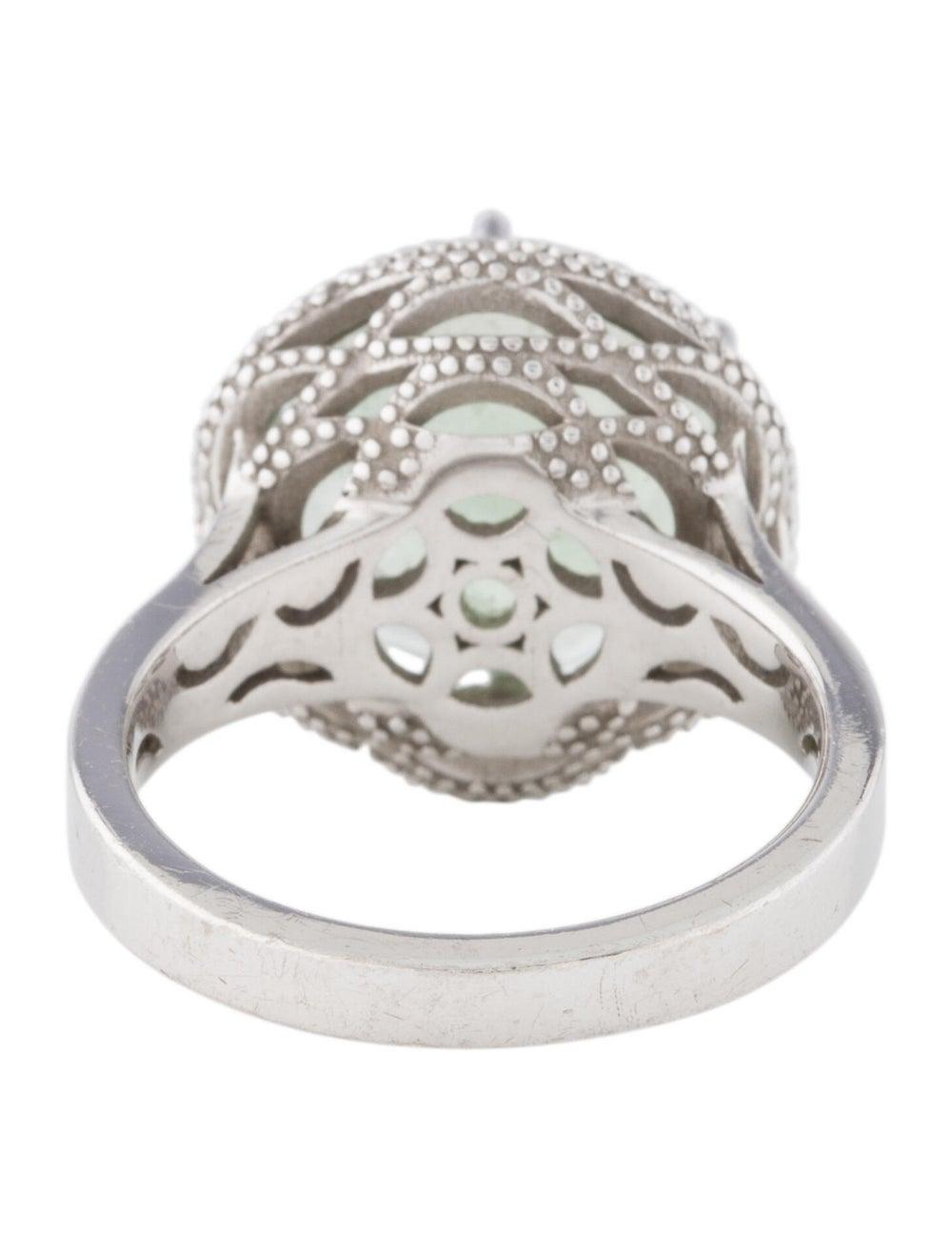 Tacori Prasiolite Ring Silver - image 4
