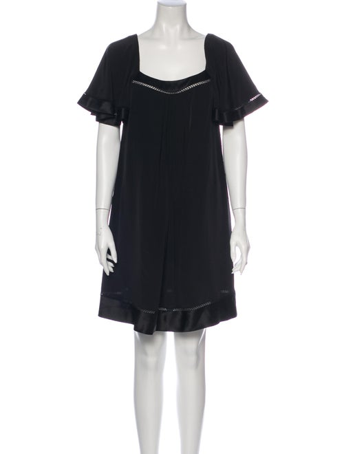 Temperley London Caribbean Mini Dress w/ Tags Blac