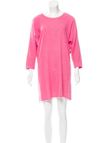 Tess Giberson Oversize Sweatshirt Dress