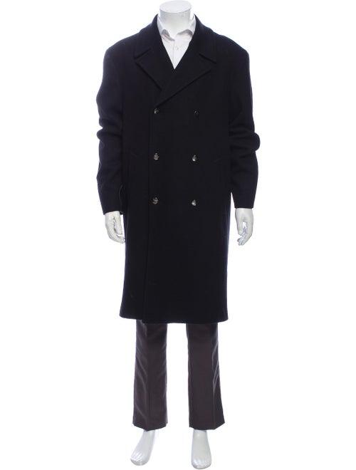 Thierry Mugler Wool Coat Wool