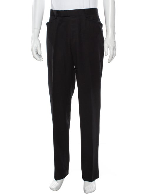 Thierry Mugler Wool Dress Pants Wool