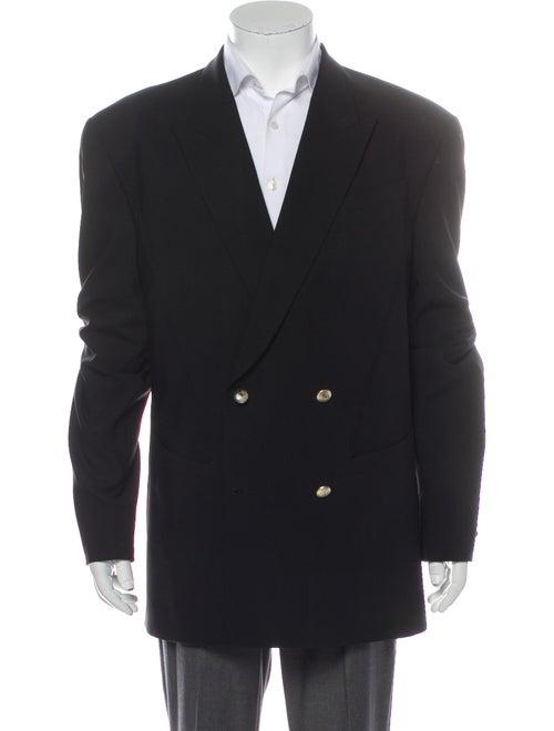 Thierry Mugler Wool Blazer Wool