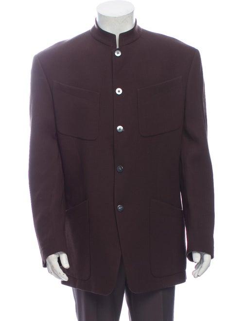 Thierry Mugler Wool Jacket Wool