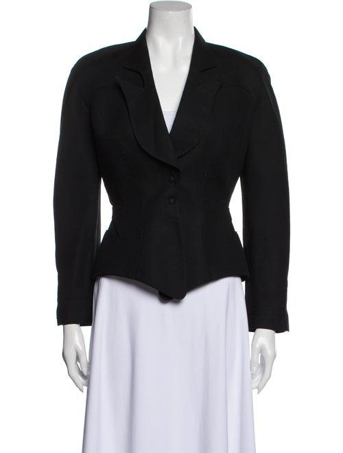 Thierry Mugler Vintage Blazer Black