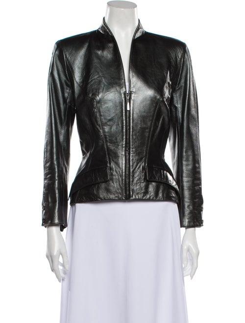 Thierry Mugler Vintage Evening Jacket Grey
