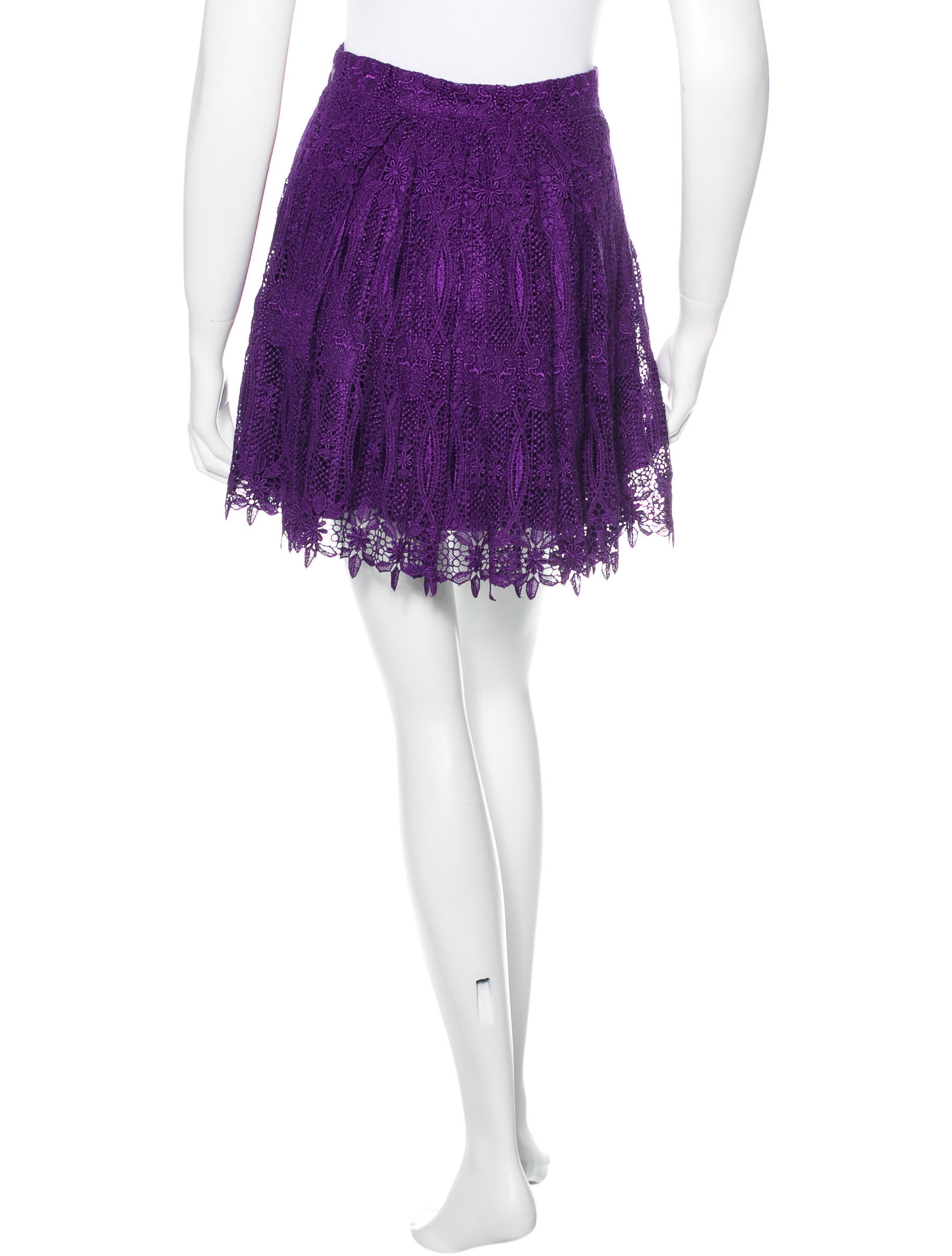 wylde lace a line skirt clothing thm23821 the