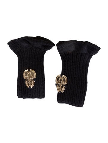 Thomas Wylde Cashmere Fingerless Gloves w/ Tags None
