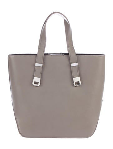 Smooth Leather Tote