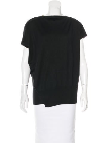 Thomas Wylde Cashmere & Silk Top w/ Tags None
