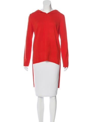 Thomas Wylde Hooded Cashmere Sweater w/ Tags None